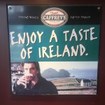 Enjoy a Taste of Ireland