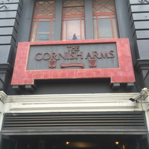 Cornish Arms Hotel
