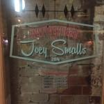 Huxtaburger at Joey Smalls