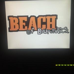 Beach of Brunswick