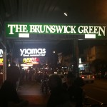 The Brunswick Green.