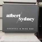 Albert and Sydney